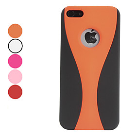 Goblet Design Frosted Matte Hard Case for iPhone 5 (Assorted Colors)