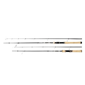 Fuji 98% Carbon 2-Sections Spinning Fishing Lure Rod Medium Light (180CM/198CM/210CM)
