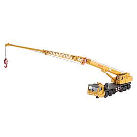 KAIDIWEI Building Site Skid Steer Flexible Metal Forklift Crane Truck