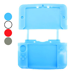 Protective TPU Case for Nintendo 3DS XL/LL(Assorted Colors)