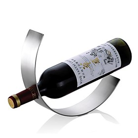 Cool Dangerous Design Wine Bottle Shelf Supporter