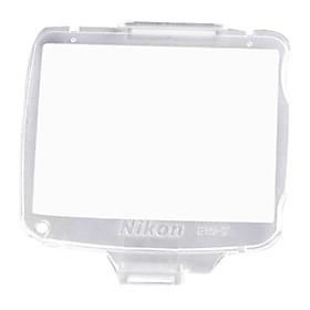 BM-7 Hard Crystal LCD Monitor Cover Screen Protector for Nikon D80 BM7 DSLR