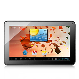Suzuka - Android 4.0 Tablet with 9 Inch Capacitive Screen (8GB,WiFi,1.5GHz)