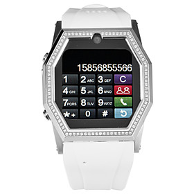 TW520D Waterproof Wrist Watch Mobile Phone   High-definition Camera