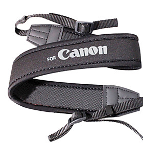 Neck Strap for Canon 1100D 550D 500D 7D 60D 50D 600D 1000D 5D Mark II