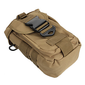 Outdoor Nylon Military Shoulder/Waist Bag