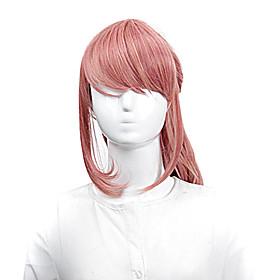 Final Fantasy Fan Art VER. Lighting Sarah Pink Cosplay Wig