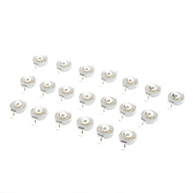 1W 3.2-2.4V 350ma 440-450nm Blue Plant Growth Light Emitter (20-Pack)