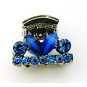 Women's Little Butterfly Hair Jaw Clip