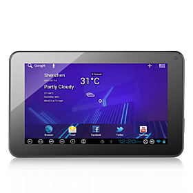 Redwood - Android 4.0 Tablet with 7 Inch Capacitive Screen (4GB,WiFi,1.2GHz)