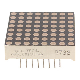 8 x 8 3881 LED Lattice