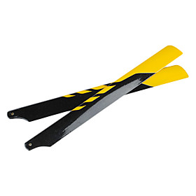 325mm Glas Fiber Main Blades For 450 Class RC Helicopter,Trex 450Pro,450 Sports V3 RC Helicopter