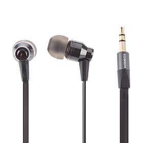 AWEI Noise-isolation Hi-fi Bass Stereo Earphone for iPhone/iPad/iPod/MP3/MP4
