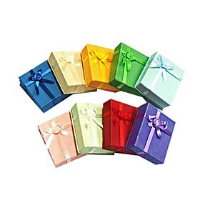 Christmas Jewelry Box(6PCS Random Color)