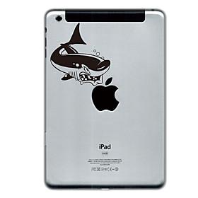 Shark Design Protector Sticker for iPad Mini