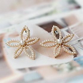 Women's Flower Elegant Earrings