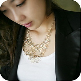 Women's Flower Elegant Necklace