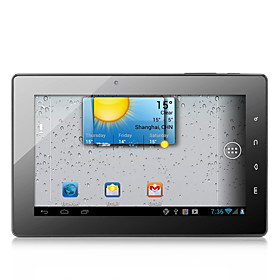 Freelander - Android 4.0 Tablet with 7 Inch Capacitive Screen (8GB, Cortex A5 1.2GHz, Dual-Camera)