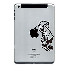 Corpse Design Protector Sticker for iPad Mini