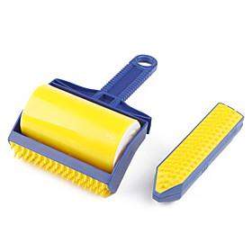 Sticky Picker Cleaner Rubber Roller Brush
