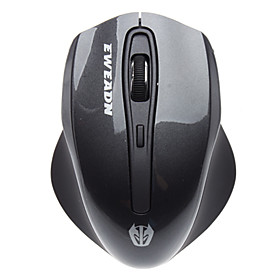 2.4Ghz Wireless Ergonomic Comfort Optical Mouse