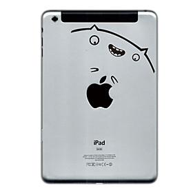 Cat Face Design Protector Sticker for iPad Mini