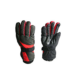 Men's Waterproof and Warm Keeping Gloves for Skiing
