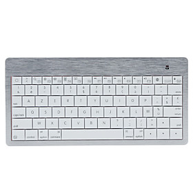 Wireless Bluetooth 3.0 French AZERTY Keyboard for PC  Tablet