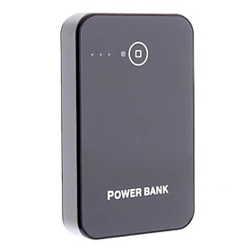 Portable Battery Power Bank for Samsung Galaxy S3 I9300 and Others (6600mAh)