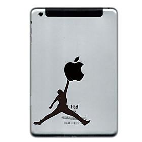 Michael Jordan Design Protector Sticker for iPad Mini