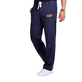 AKLH Leisure Sports Fashion Cotton Pants (Dark Blue)