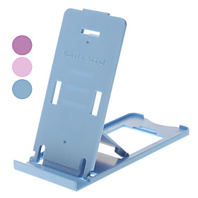 Portable 5-Level Stand Holder for iPad Mini and Others (Random Color)