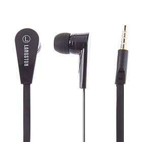 Lanston In-ear Stereo Earphone for Smart Phone iPhone/HTC/Blackberry/Samsung