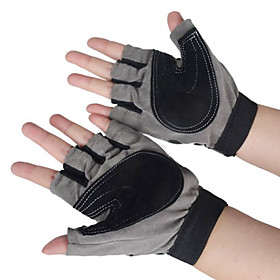 Sports Durable Half Finger Wrist Protection Anti-skidding Breathable Gloves