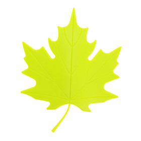 Autumn Maple Leaf Shaped Door Stopper (4 Colors Selectable)