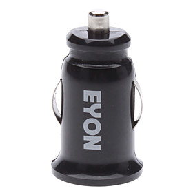 EYON RCF-R4 Mini Dual USB Car Cigarette Charger for Samsung Galaxy S3 I9300 and Others