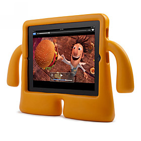 Cartoon Design Case With Stand For Ipad