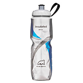 POLAR 24 OZ Bottle (Blue Pattern/Red Pattern)