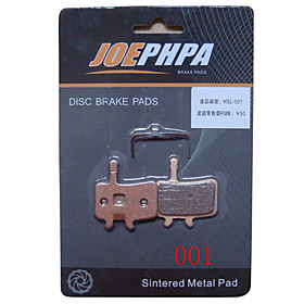 JOEPHPA J01 Organic Semi-Metal Pad for AVID Systems AvidBB7 Juicy 3,5,7
