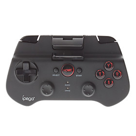 Ipega Mobile Wireless Gaming Controller with Bluetooth 3.0 for iPhone/iPad/iPod and Android Phone/An