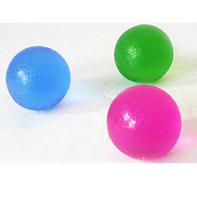 Grip Force Candy-Color Elastic Ball