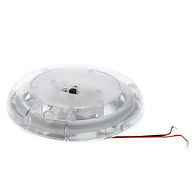 PL 12W Circle Car Indoor Lamp