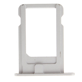 Replacement Sim Card Tray Holder for iPhone 5 (White)