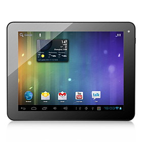 Dorado - Android 4.0 Tablet with 8 Inch Capacitive Screen (8GB, WiFi, 1.2GHz)