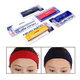 Sports Cotton Absorb Sweat Headband