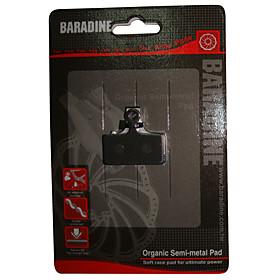 BARADINE B04 Organic Semi-metal Pad for SHIMANO XTR2011 M985/M785/M666