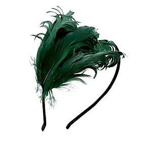 Women's Trendy Feather Headband