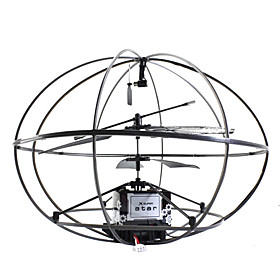 3CH infrared remote control flying ball (with gyro   charger)