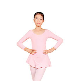 Gorgeous Dancewear Cotton/Spandex Ballet Dress For Childrenf