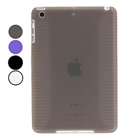 Simple Style Soft Case for iPad Mini (Assorted Colors)